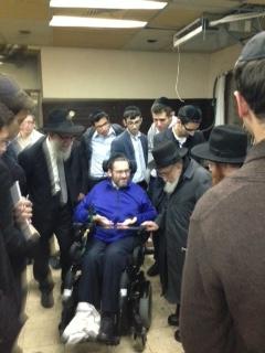 At Yeshiva Chofetz Chaim